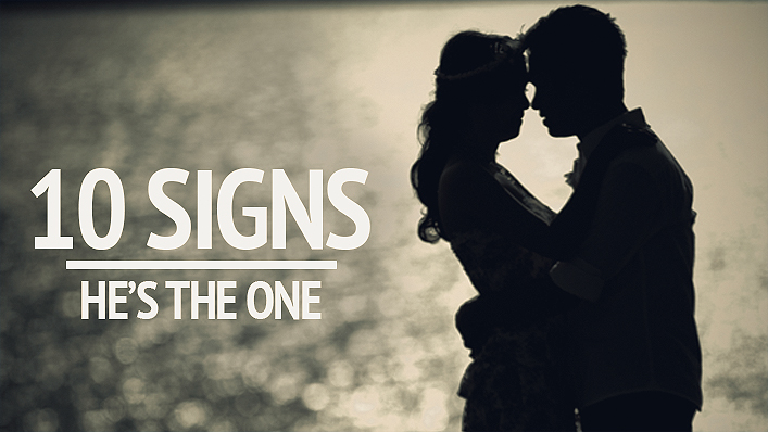 Signs He Is The One You Will Marry
