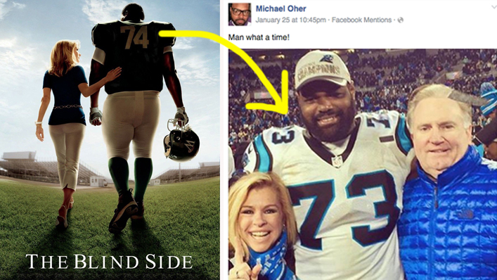 big mike from blind side The blind side streaming michael oher, detto big mike per la sua imponente statura, è un adolescente della periferia di memphis, abbandonato a se stesso da un padre sconosciuto e una madre tossicodipendente.