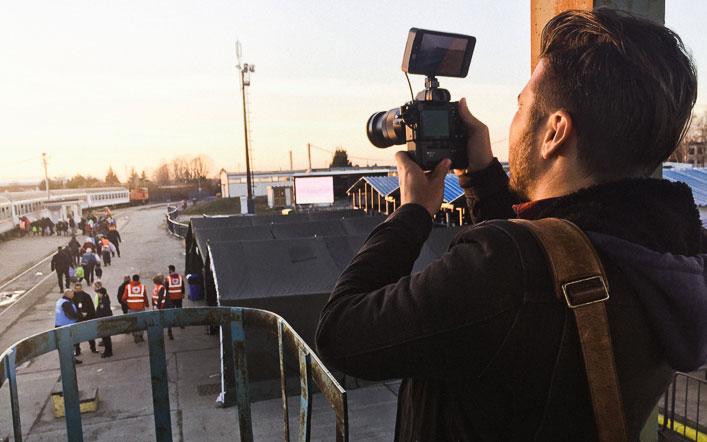 Jon-filming