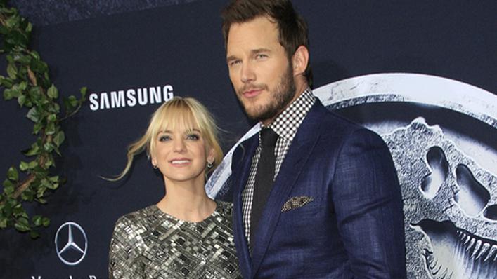 Anna Faris Says Chris Pratt Was Sobbing When She Gave Birth