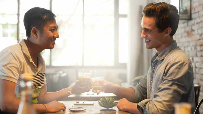 Speed Dating London Singles Parties from DateinaDash