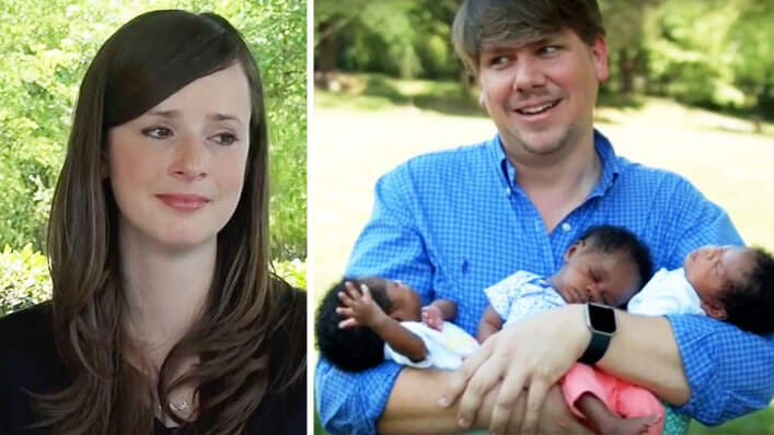 White Mom Is Shamed For Giving Birth To 3 Black Babiesbut