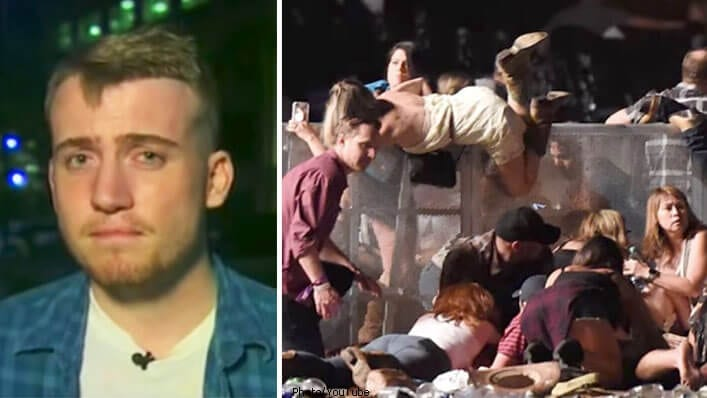 """I Was Agnostic Going Into That Concert"": Las Vegas Survivor Becomes a Believer in God After Mass Shooting"